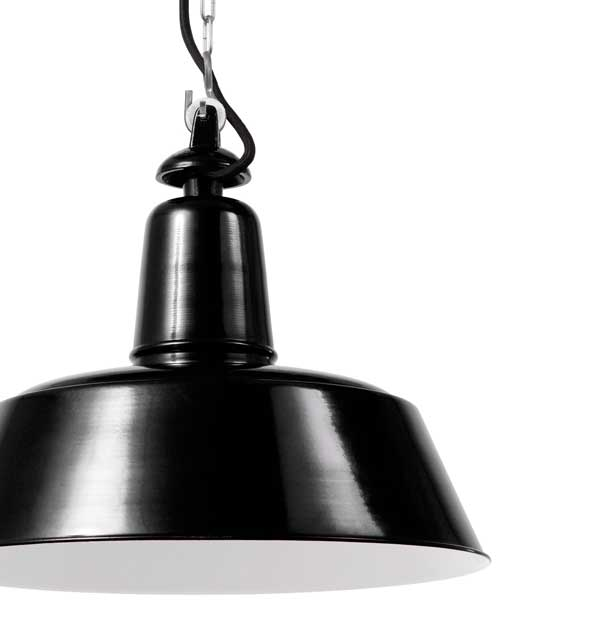 Sorte Udendørs Væglamper